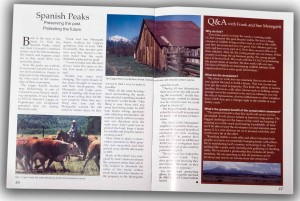 Article about how the Story Creek / Capps Ranch conservation easement came to be